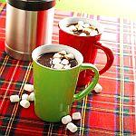 Pusryčiams – puodelis kakavos