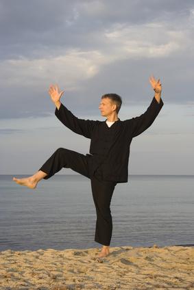 Kūno orientacijos erdvėje meditacinis pratimas