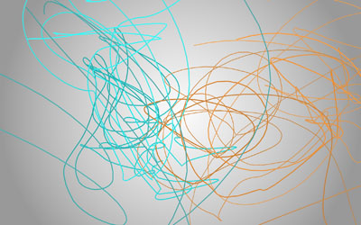 liniju trajektorijos