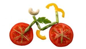 mityba, spotas, vaisiu dviratis