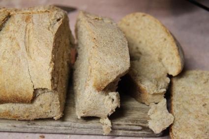 Kodėl verta valgyti duoną?